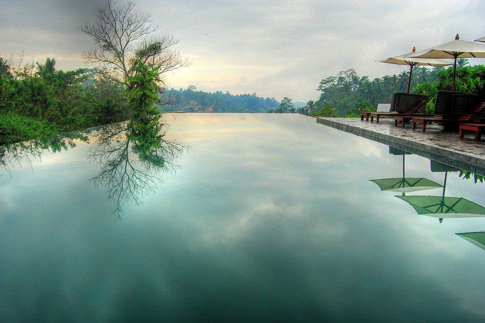 Alila ubud hotel bali indonesia infinity pools for Infinity pool ubud