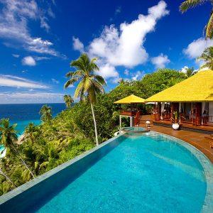 Frégate Private Island, Seychelles Image