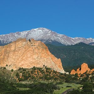 Garden of the Gods Club, Colorado, USA Image