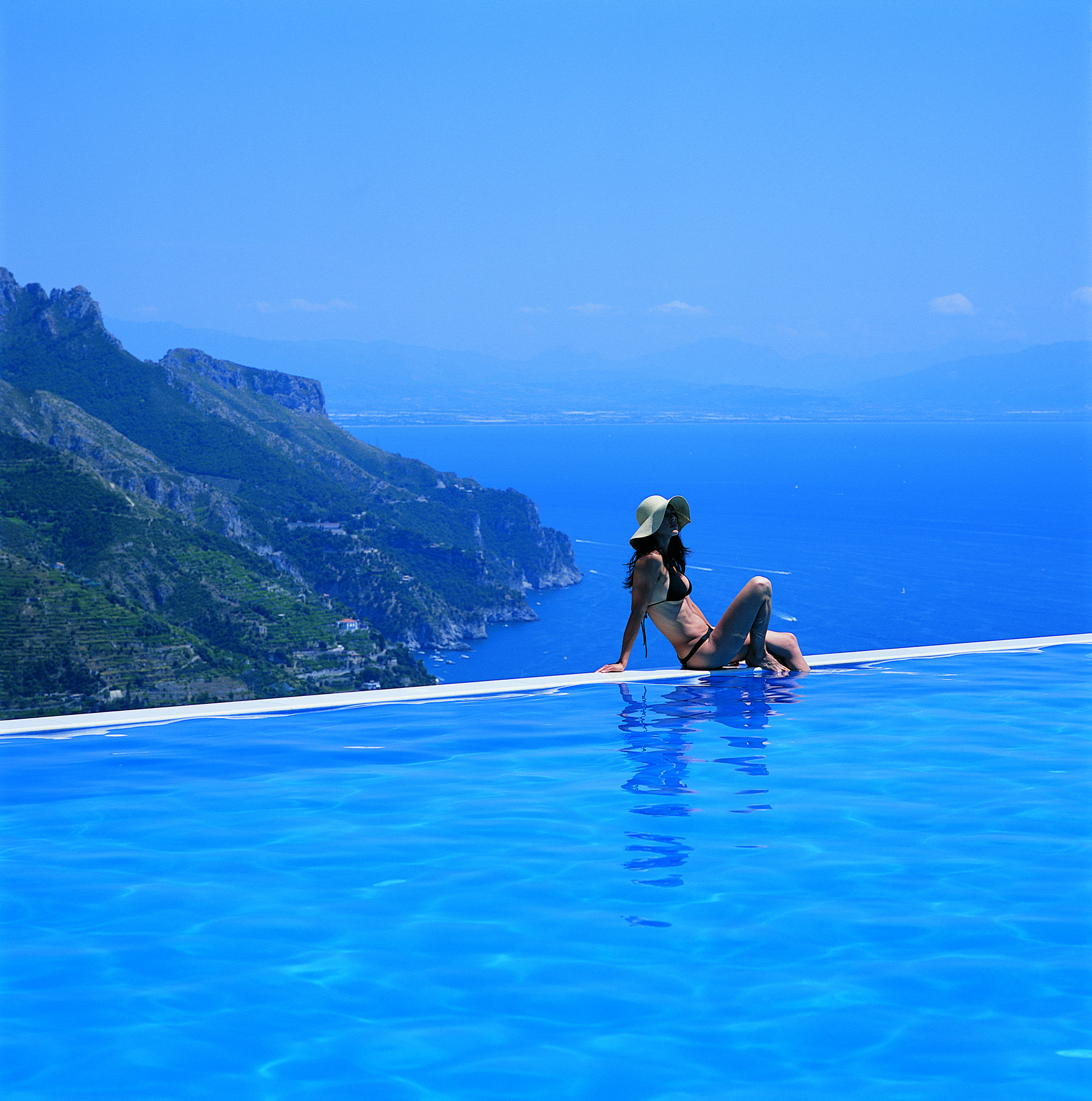 The Best Hotel Infinity Pools In World