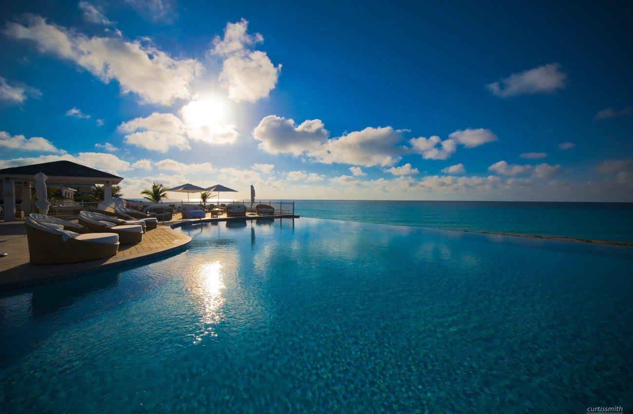 Bimini Bay Resort And Marina Bahamas Infinity Pools