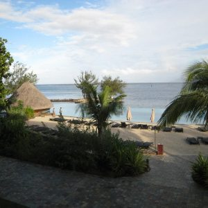 InterContinental Tahiti Resort, Französisch Polynesien Image