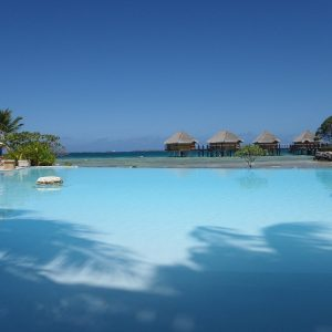 Manihi Pearl Beach Resort, Französisch Polynesien Image