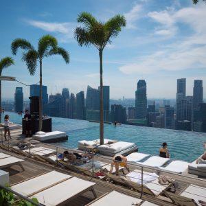 Marina Bay Sands Hotel, Casino & SkyPark, Singapur Image