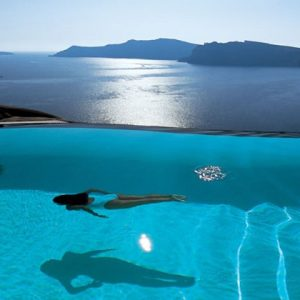 Perivolas Luxury Hotel (Santorini), Greece Image