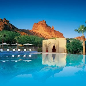 Sanctuary am Camelback Mountain, Arizona, USA Image