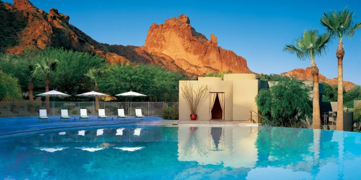 Sanctuary on Camelback Mountian
