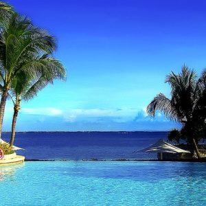 Shangri-la's in Mactan Resort, Philippinen Image