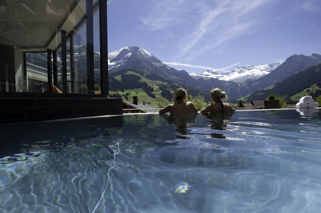 The Cambrian Adelboden in Summer