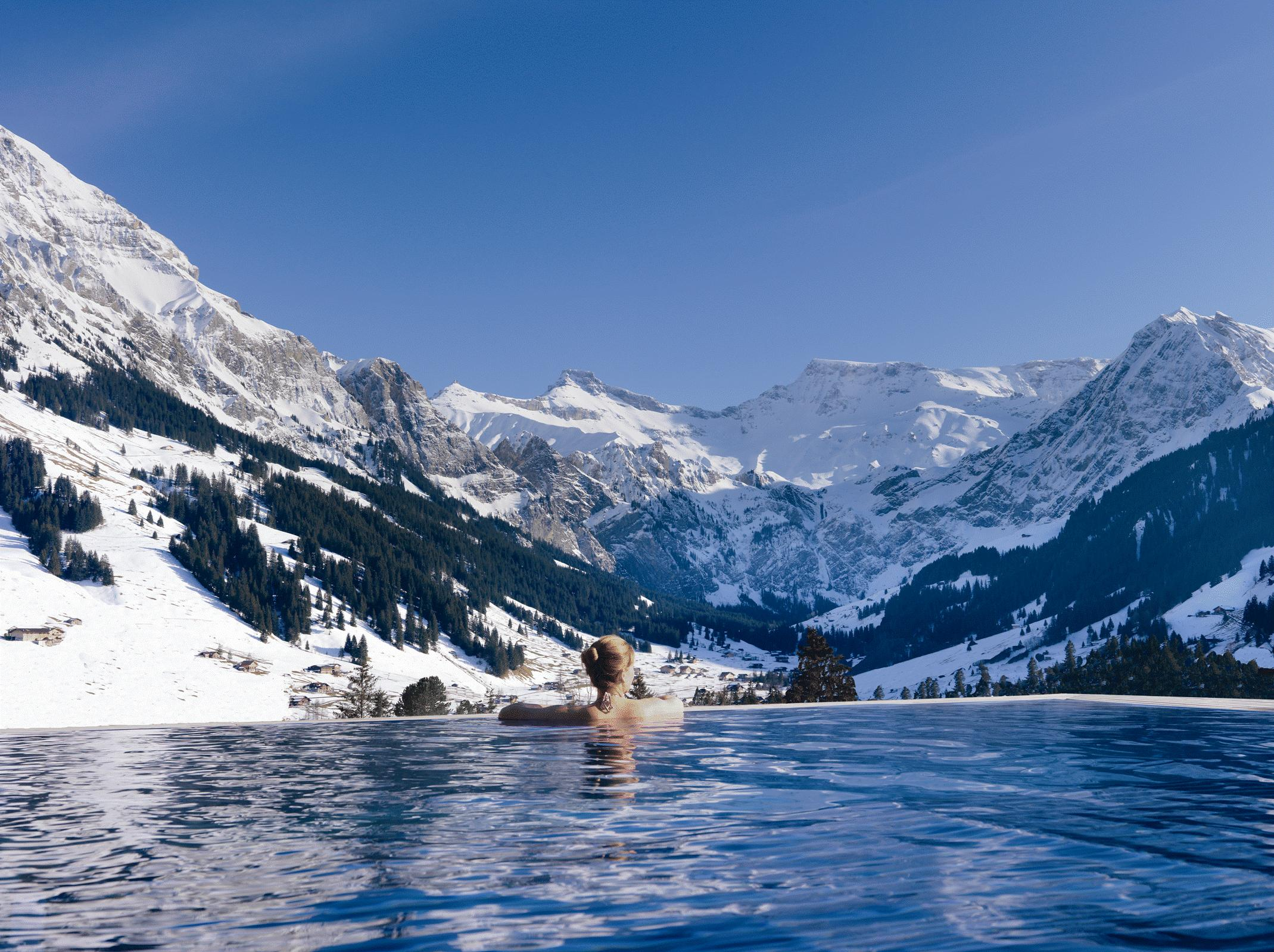 The Cambrian Adelboden Hotel And Spa Switzerland