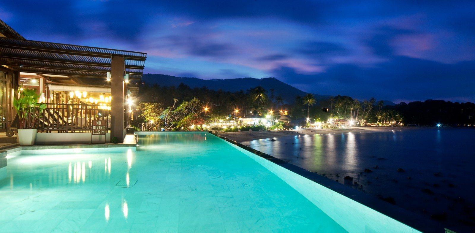 The Sarann Thailand Infinity Pools