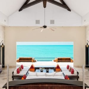 Villa Balinese, Turks and Caicos 6