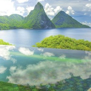 Jade Mountain Resort, St. Lucia Image