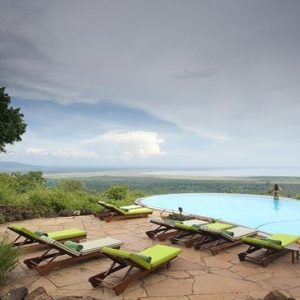 Lake Manyara Serena Safari Lodge, Tansania Image