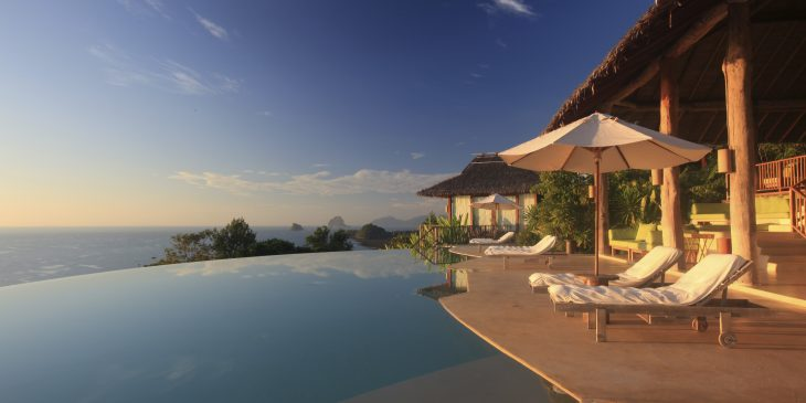 Hotels with private pools infinity pools - Luxury scottish hotels with swimming pools ...