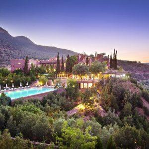 Kasbah Tamadot, Morocco Image