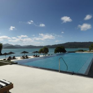 Qualia Great Barrier Reef, Australien Image