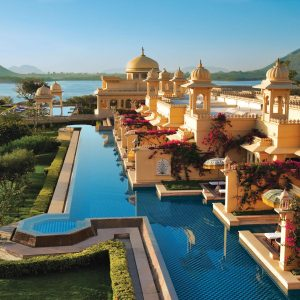 The Oberoi Udaivilas (Rajasthan), India Image
