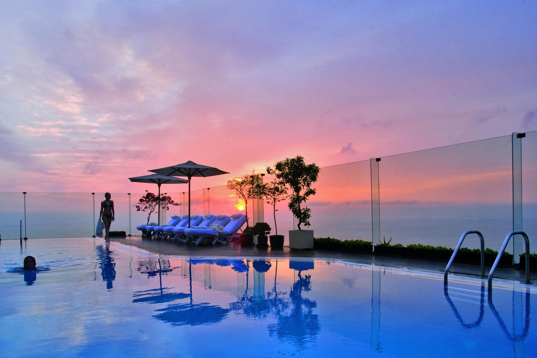 Miraflores park hotel peru infinity pools - Infinity pool europe ...