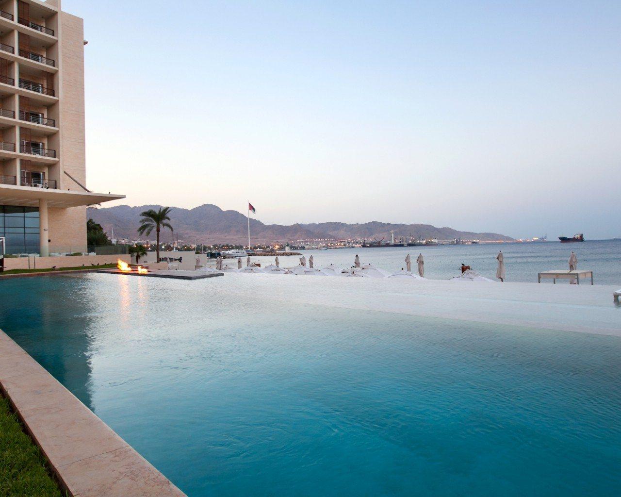 Aqaba Jordan  city pictures gallery : Kempinski Hotel Aqaba, Jordan | Infinity Pools