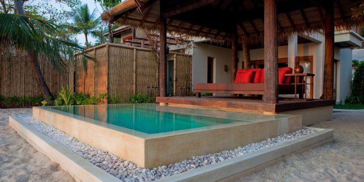Anantara Rasananda Ocean Garden Pool Suite