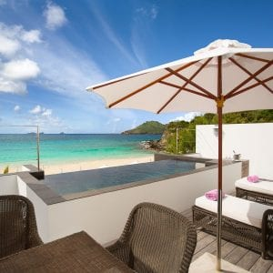 Cheval Blanc, St-Barth Isle de France, French West Indies Image