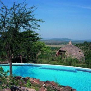 Serengeti Serena Safari Lodge, Tanzania Image