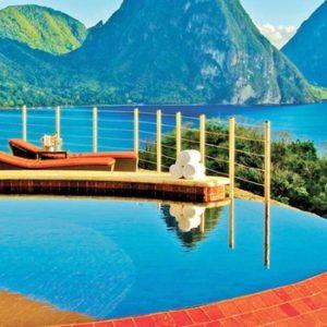 Anse Chastenet Resort, St. Lucia Image