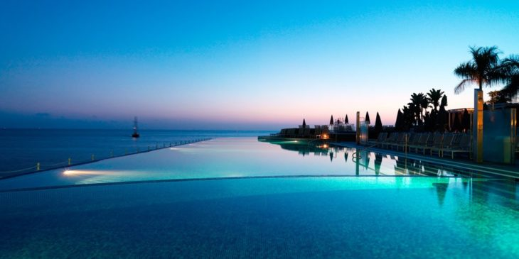 World 39 s top rooftop infinity pools infinity pools - Infinity pool europe ...