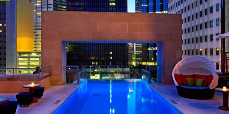 The Joule Hotel, Dallas