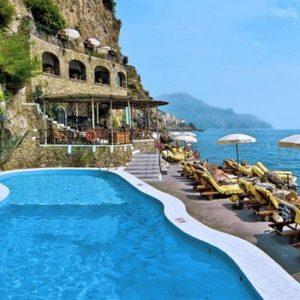 Hotel Santa Caterina, Italien Image