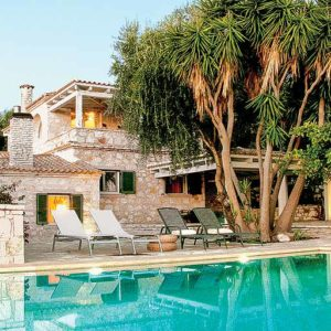 Villa Ponente, Greece 10