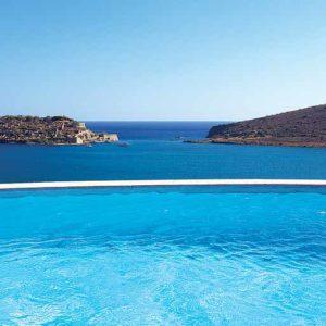 Villa Aptera (Crete), Greece Image