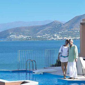 Villa Ariadne (Crete), Greece Image