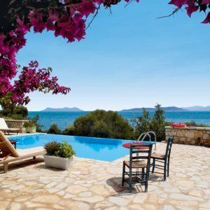Villa Pelagos (Lefkas), Greece Image