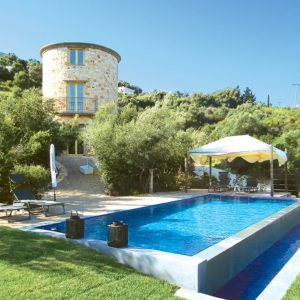 Thyme Tower Villa, Lefkas, Griechenland Image