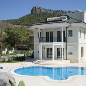 Villa Lemonia (Corfu), Greece 1