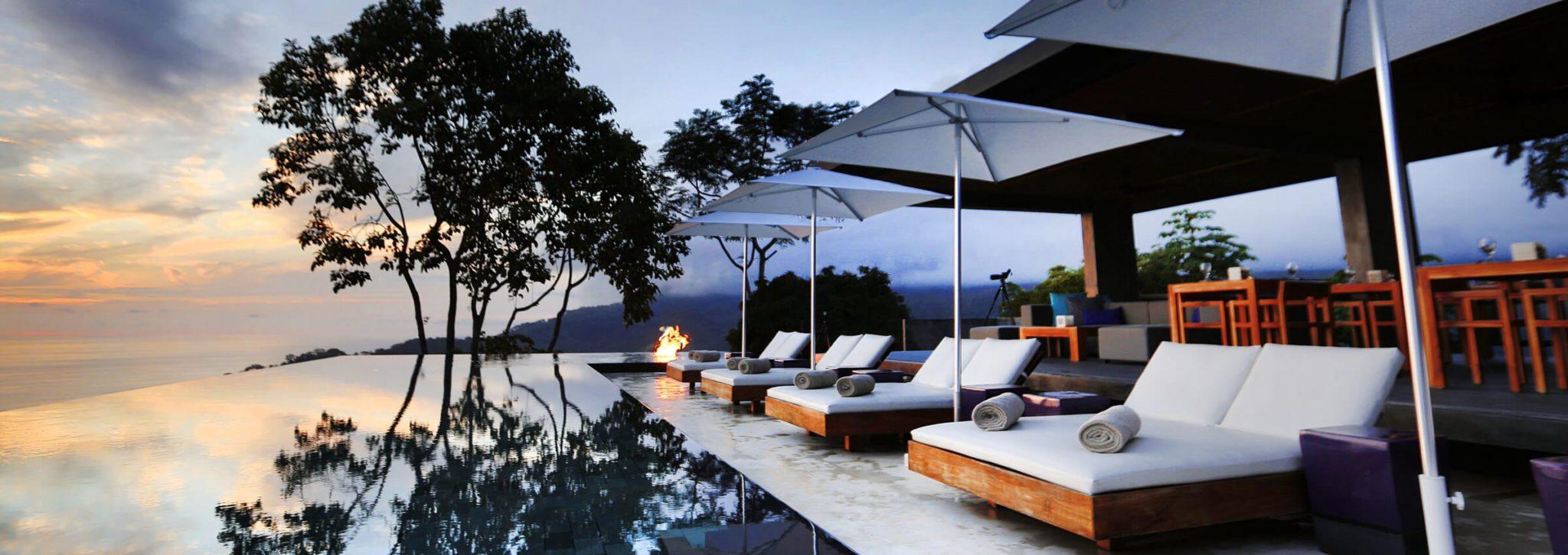 Kura design villas costa rica for Pool design costa rica
