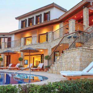 Villa Ouranos, Cyprus 1