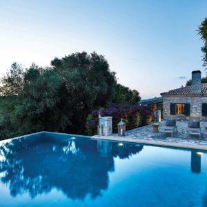 Villa Ponente, Greece 8