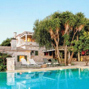 Villa Ponente, Greece 9