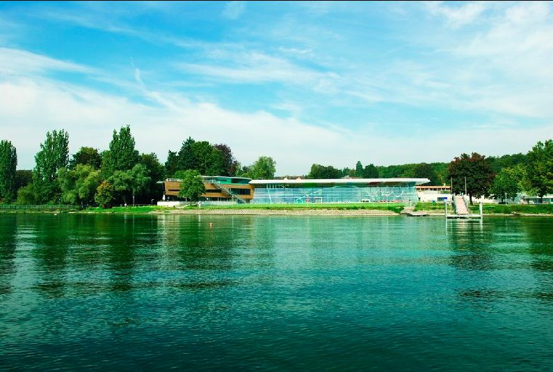Lake Constance Thermal Spa Germany Infinity Pools