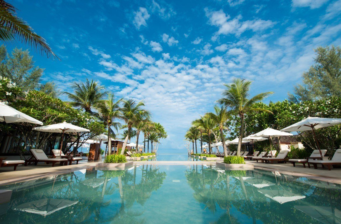 Layana Resort & Spa, Koh Lanta, Thailand | Infinity Pools