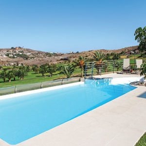Villa Piedra Amarilla, Salobre Golf Resort (Gran Canaria), Spain 11