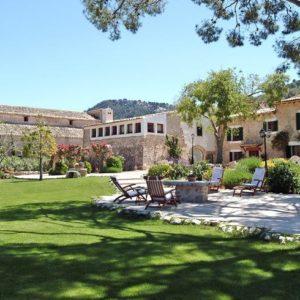 Finca Hotel Son Palou, Majorca 8