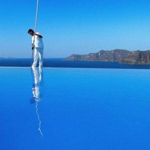 Katikies Hotel, Griechenland Image