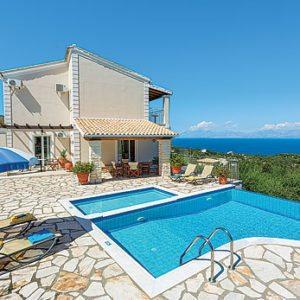 Villa Maria (Corfu), Greece Image