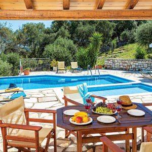 Villa Maria (Corfu), Greece 1