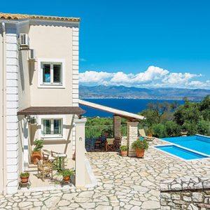 Villa Maria (Corfu), Greece 3