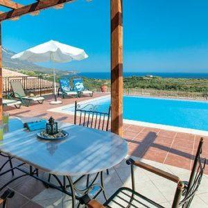 Villa Dora (Kefalonia), Greece Image
